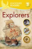 Kingfisher Readers L5: Explorers, Chris Oxlade, 0753471272