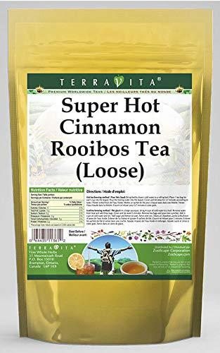 Super Hot Cinnamon Rooibos Tea (Loose) (8 oz, ZIN: 544823) - 3 Pack