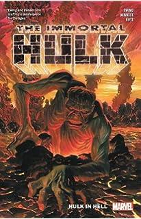 Amazon com: Immortal Hulk Vol  1: Or is he Both? (9781302912550): Al
