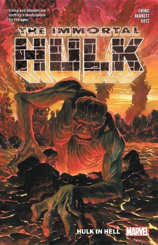 The Hulk 3 (Immortal Hulk Vol. 3: Hulk in Hell (The Incredible)