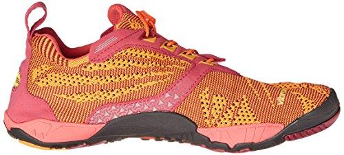 Outdoor Vibram Shoes Orange Red Women's Multicolour Multisport Blue Evo FiveFingers KMD Black xqr67waXq