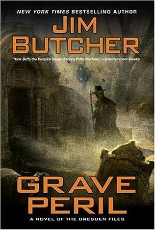 book cover of Grave Peril
