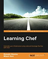 Learning Chef Front Cover