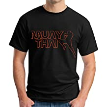 Awesome Tee Muay Thai Tee Shirt Size Small