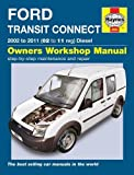 Ford Transit Connect Diesel Service and Repair Manual: 2002 to 2011 (Haynes Service and Repair Manuals) by Storey, M. R. (2011) Hardcover