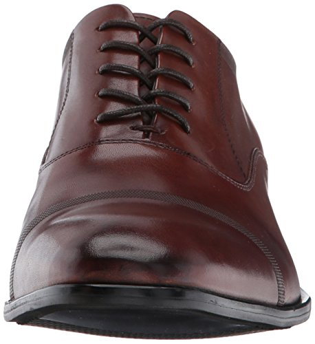 Kenneth Cole Reaction Mens Design 20181 Oxford Cognac