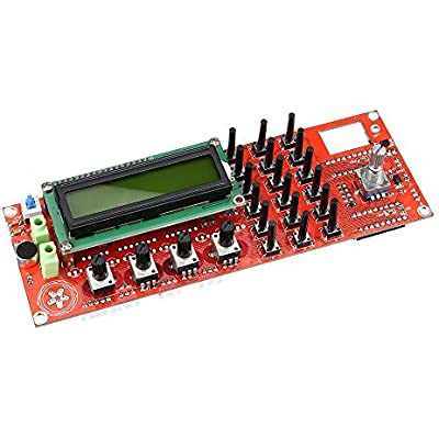 ZhanPing Memory Modules  AD9850 DDS Signal Generator 0-55MHz Fit For HAM Radio SSB6 1 Transceiver