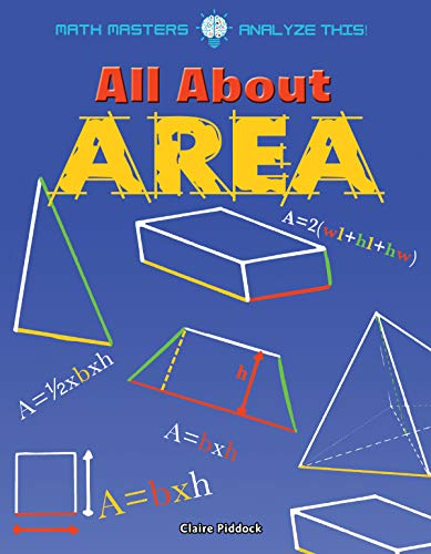 All About Area (Math Masters: Analyze This!)