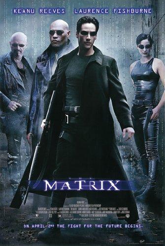 "The Matrix 24"" x 36"" Poster Print"