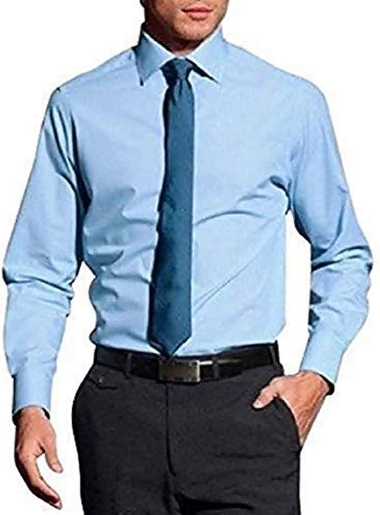 oberhemden 2 Unidades + Corbata de Studio Colette – Azul Azul 38 ...