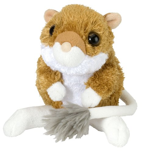 Wild Republic Kangaroo Rat Plush, Stuffed Animal, Plush Toy, Gifts for Kids, Cuddlekins 8