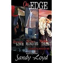 On The Edge: A Romantic Mystery Set