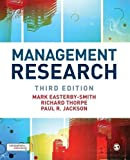 img - for Management Research (SAGE series in Management Research) book / textbook / text book