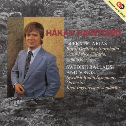 Price comparison product image Operatic Arias / Swedish Ballads & Songs by Operatic Arias,  Swedish Ballads & Songs (2010-03-16