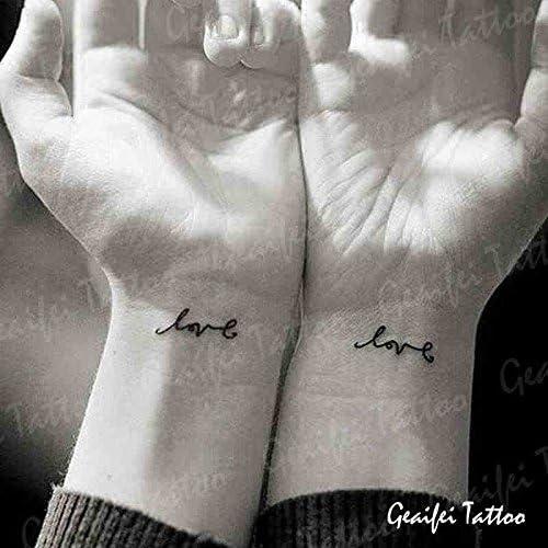 Zokey Diseno original a prueba de agua pegatinas tatuaje temporal ...