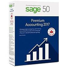 Sage 50 Premium Accounting 2017 (2-User)