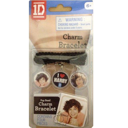 one direction charm bracelet - 7