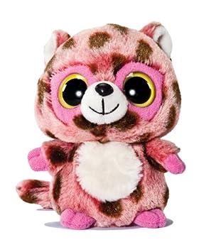 YooHoo & Friends - Rosette Leopard, peluche, 13 cm (Aurora World 60380)