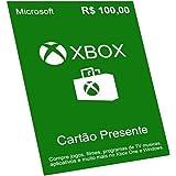 Cartão Xbox Live R$ 100 Reais Código Digital