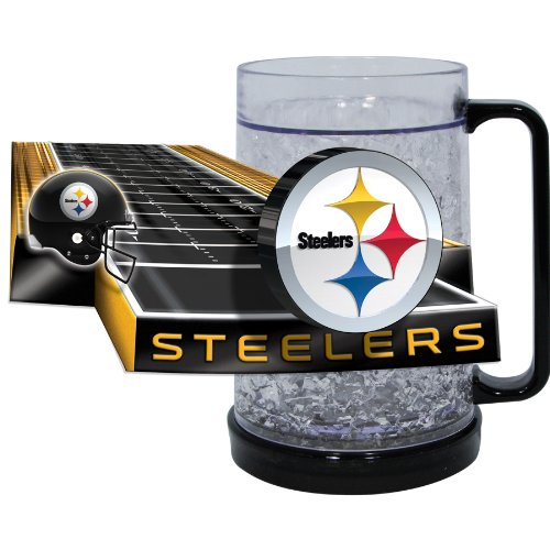 NFL Pittsburgh Steelers 16-Ounce Freezer (Gametime Buffalo)
