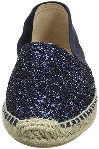 Basse Pizca Donna Espadrillas Blu Solillas Blue U1PFAWW