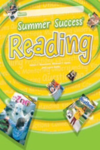 Summer Success Reading: Complete Kit Grade K