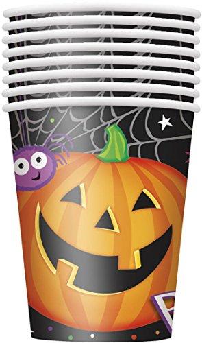 Pumpkin Pals Halloween Party Cups