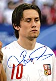 Tomas Rosicky CZECH autograph, IP signed photo