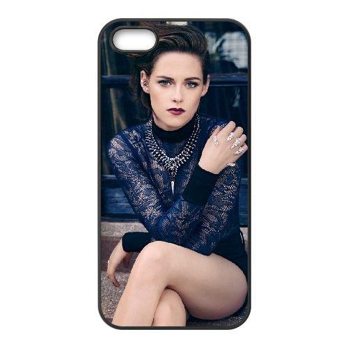 Kristen Stewart Marie Claire 2015 Mobile1 coque iPhone 5 5S cellulaire cas coque de téléphone cas téléphone cellulaire noir couvercle EOKXLLNCD25382