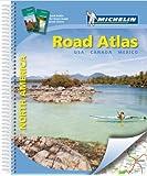 Michelin Atlas Nordamerika Spiralbindung: USA Kanada Mexiko (Atlanten (Kartographie))