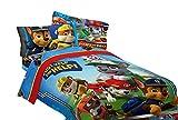 PAW Patrol Ruff Ruff Rescue Microfiber Comforter, Full