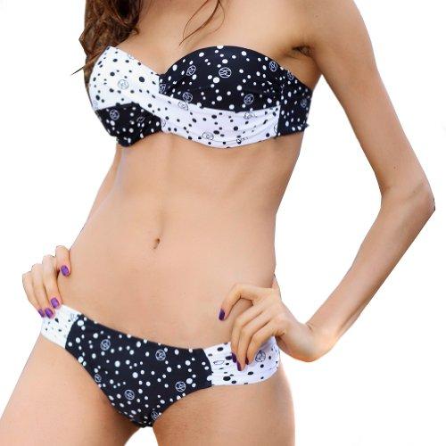 Ebuddy@ Push Up Padded Sexy Swimwear Swimsuit Bikini Bathing Suit XL