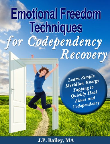 Emotional Freedom Techniques Codependency Recovery ebook product image