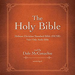 The Holy Bible: Holman Christian Standard Bible (HCSB)