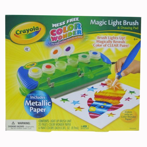 CLR WONDER MAGIC LIGHT BRUSH