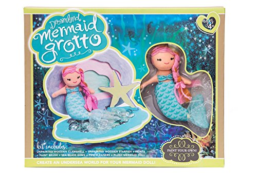 - Dreamland Fairy Mermaid Grotto Craft Kit