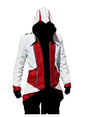 Amazon.com: qualitybuynow cosplay costume sudadera con ...