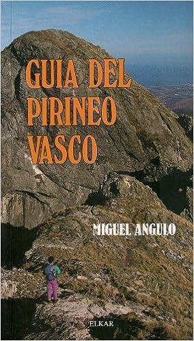 Guia Del Pirineo Vasco (Mendia)
