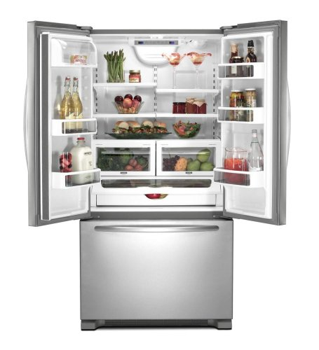Amazon.com: KITCHENAID FRENCH DOOR FRIDGE *BRAND SOURCE ONLY*: Appliances