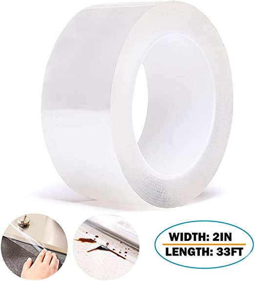 Amazon Com Tylife Tape Caulk Strip Self Adhesive Waterproof