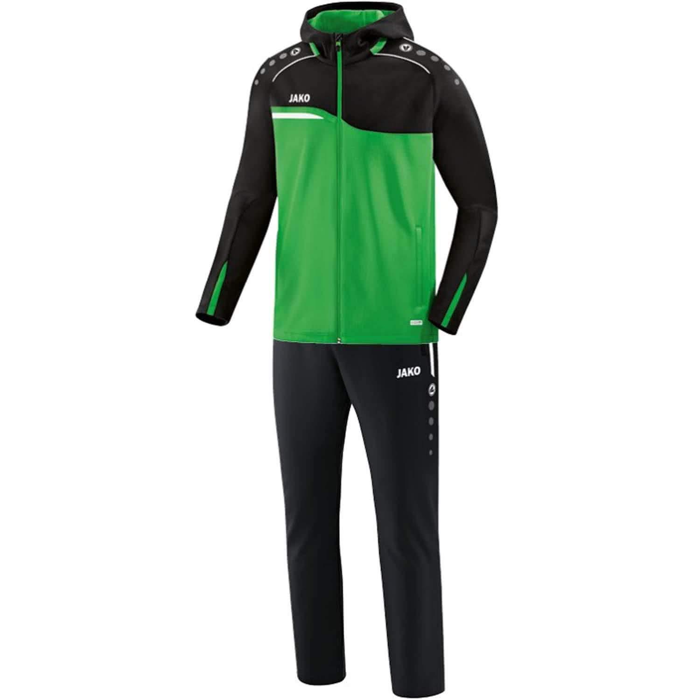 Soft vert noir XXL Jako - SurvêteHommest - Homme