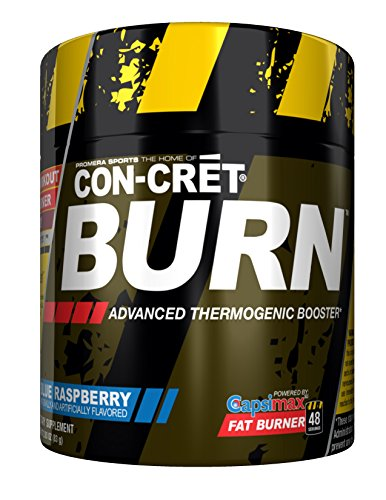 CON-CRÉT® BURN™ ADVANCED THERMOGENIC BOOSTER