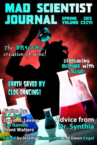Mad Scientist Journal: Spring 2013