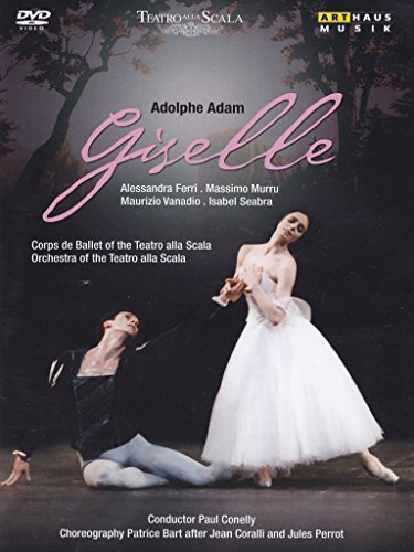 Adam: Giselle (Top Peasant Blu)