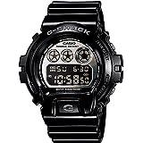 Casio G-Shock Digital Grey Dial Men's Watch - DW-6900NB-1DR (G673)