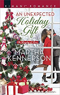 Book Cover: An Unexpected Holiday Gift