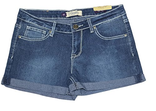 Jeans Juniors Stretch Denim Shorts - 7