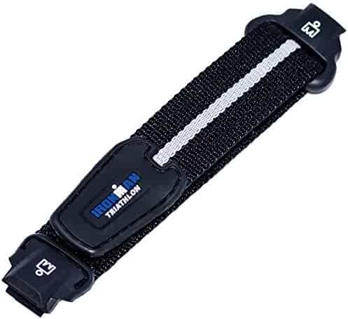 Timex 16mm IRONMAN Triathlon 30-Lap Black Fast Wrap Strap Watch Strap Fits T5H421, T5E901, T5K312, T5H581, T5E931, & T5K6939J