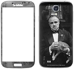 Zing Revolution The Godfather Premium Vinyl Adhesive Skin for Samsung Galaxy S4, Marlon and Cat (MS-GDFR20456)