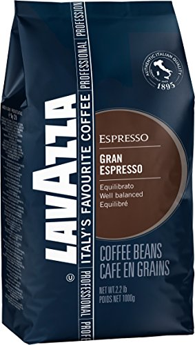 : Lavazza Gran Espresso Whole Bean Coffee Blend, Espresso Roast, 2.2-Pound Bag